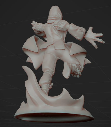 Disguised Avatar, done for pinshape contest 3D Print 161915