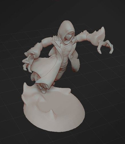 Disguised Avatar, done for pinshape contest 3D Print 161916
