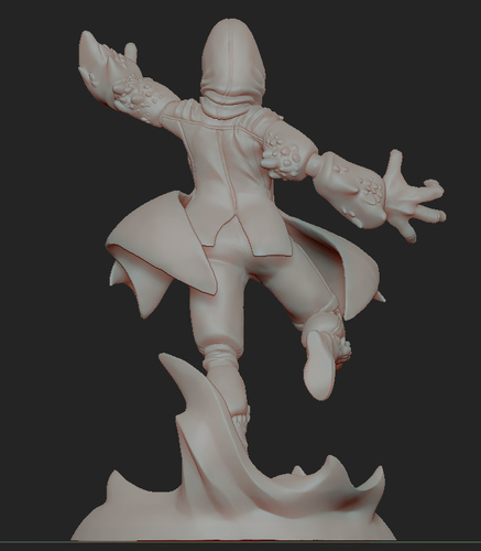 Disguised Avatar, done for pinshape contest 3D Print 161917