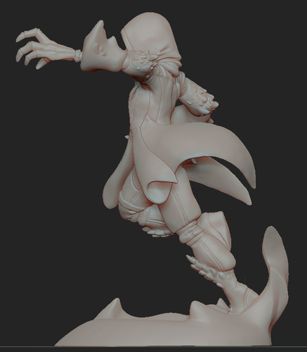 Disguised Avatar, done for pinshape contest 3D Print 161918