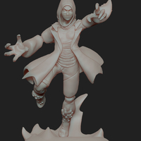 Small Disguised Avatar, done for pinshape contest 3D Printing 161919