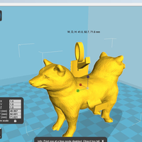 Small dog iphone,ipar 3D Printing 162348