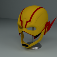 Small Reverse Flash from Injustice 2 3D Printing 162407