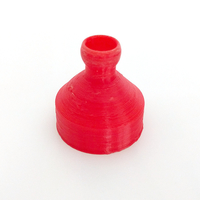 Small 2 Liter Cap with Loc-Line Ball End 3D Printing 162665