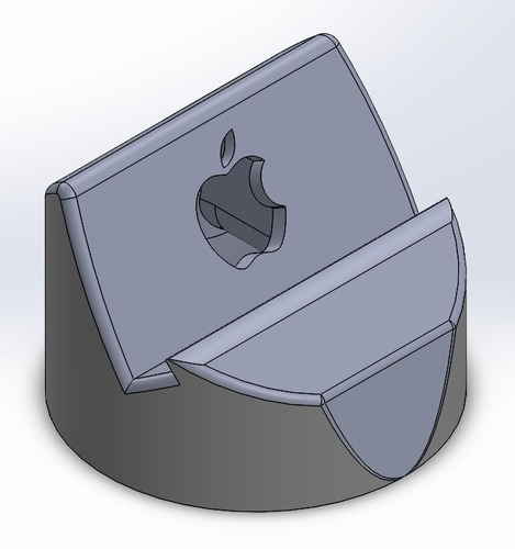 iPhone 5/5s dock 3D Print 16271