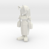 Small Aeris Low Poly 3D Printing 162851