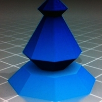 Small Pawn of chess 3D Printing 163015