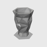 Small Glass_v1 3D Printing 163104