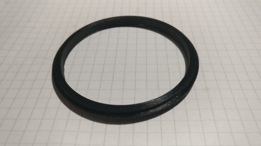 Coffee Grinder Seal Philips NL9206AD-4 3D Print 163129