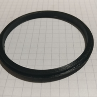 Small Coffee Grinder Seal Philips NL9206AD-4 3D Printing 163129