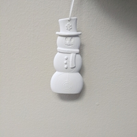 Small snowman 01 3D Printing 163185