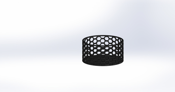 Medium fruit basket  3D Printing 163298