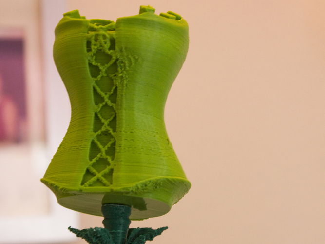Vintage Jewelry stand 3D Print 16347