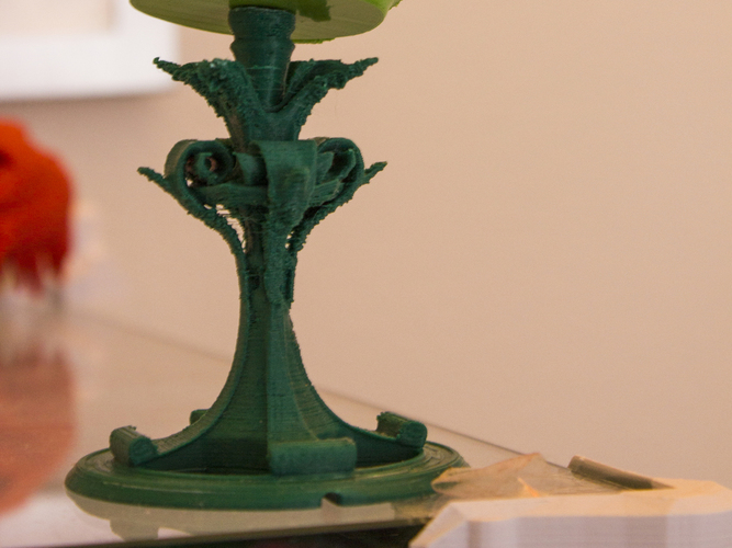 Vintage Jewelry stand 3D Print 16348