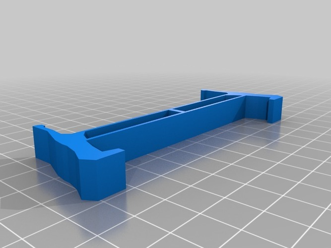 Power supply stand Ultimaker2 3D Print 16358