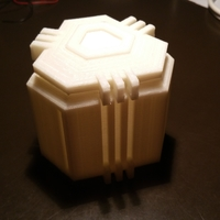 Small Ingress - Capsule 3D Printing 163827