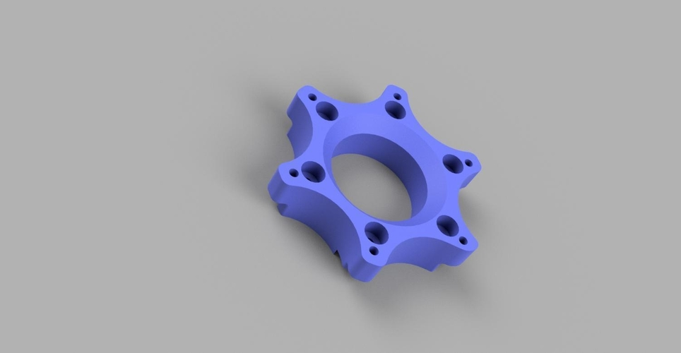3d Printed Logitech G29 G920 Aftermarket Steering Wheel Adapter By
