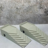 Small 1/10 Scale RC Ramp 3D Printing 163996