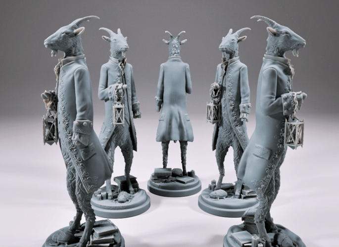 avatar - world architect 3D Print 163998