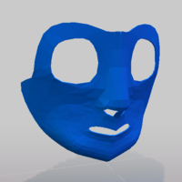Small Face Mask 3D Printing 164041