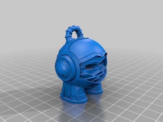 Marvin Advanced 3D Print 16413