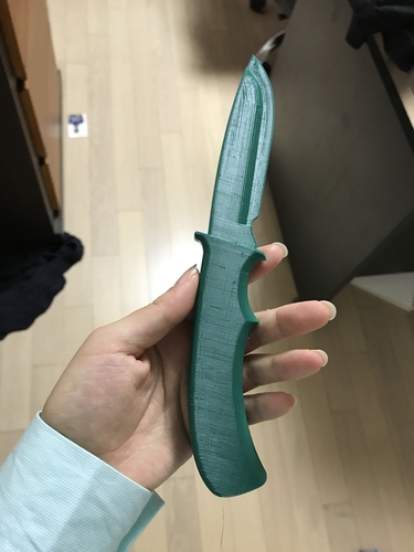 An outdoor knife toy 3D Print 164171