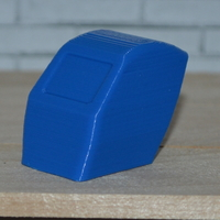 Small Scale 1/10 welding helmet 3D Printing 164319