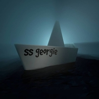Small S.S. Georgie - Stephen King's It 3D Printing 164496