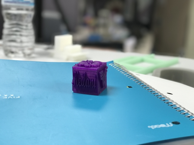 The Amazing Cube 3D Print 164736