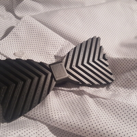 Small Lines bowtie  3D Printing 164747