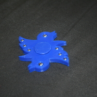 Small twitter Spinner  3D Printing 164855