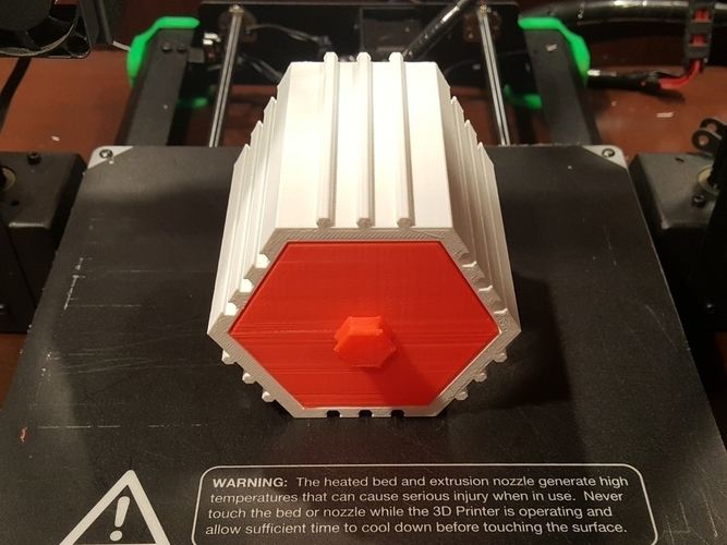 The HIVE - Stackable Hex Drawers 3D Print 165145