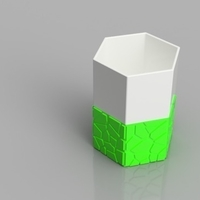 Small Self-Watering Planter 2 3D Printing 165164