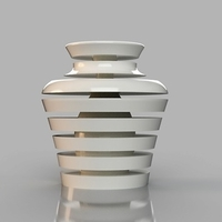 Small Vase in a Vase 3D Printing 165198