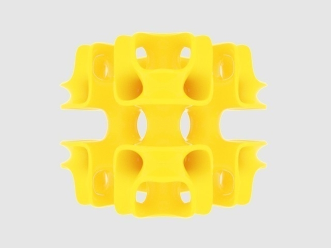 Cubic Lattice 3D Print 165213