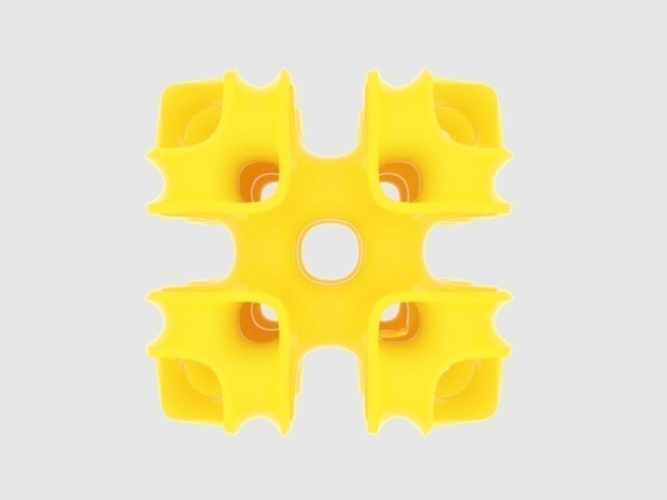 Cubic Lattice 3D Print 165214