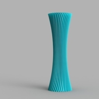 Small Spiral Vase 3D Printing 165231