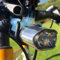 Small Go Pro Style Mount for Bike Light 3D Printing 165320