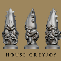 Small Game of Thrones - Greyjoy marker 3D Printing 165327