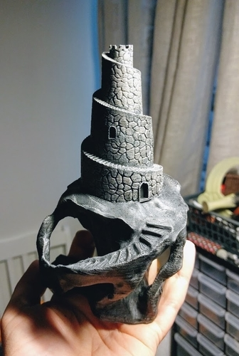 Twisted Tower 3D Print 165362