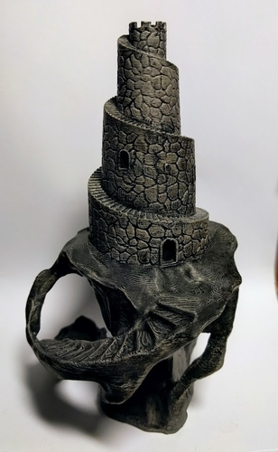 Twisted Tower 3D Print 165363