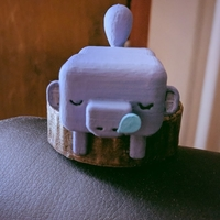 Small Sleeping Wumpus  3D Printing 165366