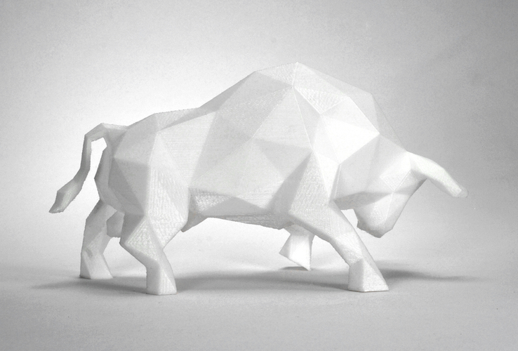 Low Poly Animals Collection 3D Print 165395