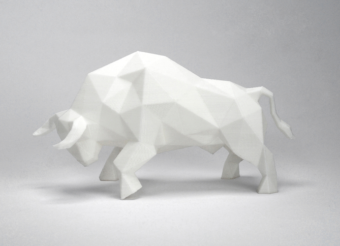 Low Poly Animals Collection 3D Print 165396