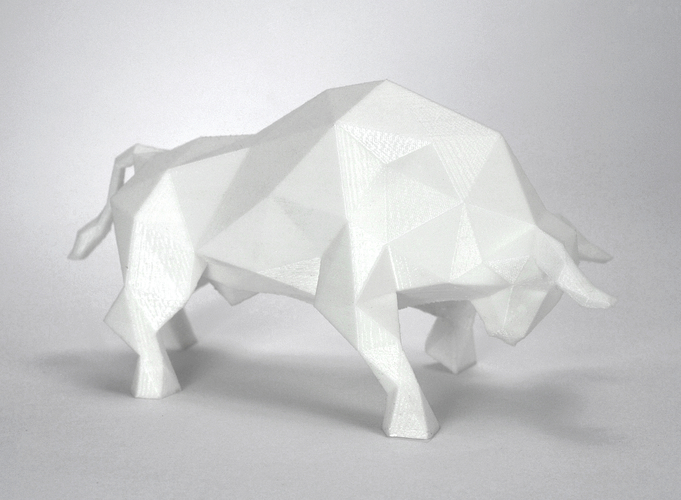 Low Poly Animals Collection 3D Print 165397