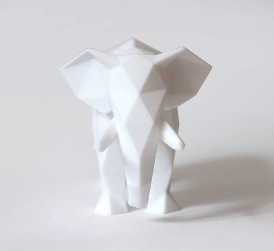 Low Poly Animals Collection 3D Print 165398