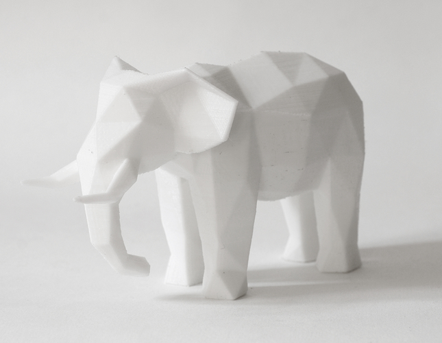 Low Poly Animals Collection 3D Print 165399