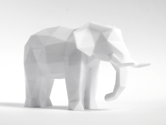 Low Poly Animals Collection 3D Print 165400