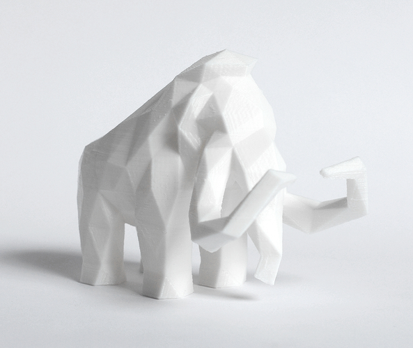 Low Poly Animals Collection 3D Print 165405