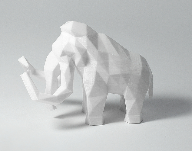 Low Poly Animals Collection 3D Print 165406